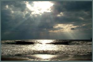 море тучи