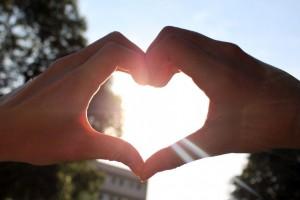 сердце и свет