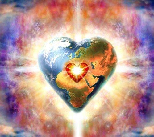 Любовь спасет мир!