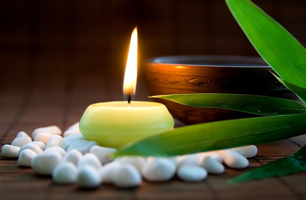 свеча надежды