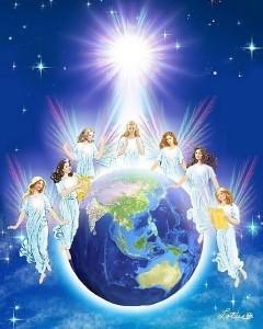 ангелы земли
