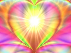 сердце света и любви