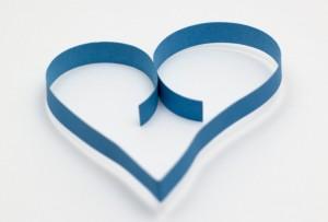 Голубое-сердечко-из-ленты