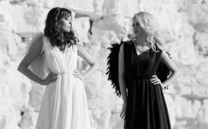 белое и черное ангелы дисбалансы