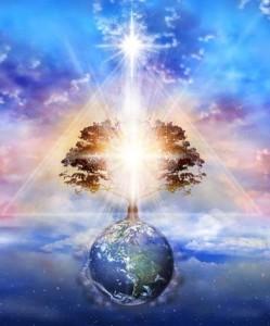 земля небо душа