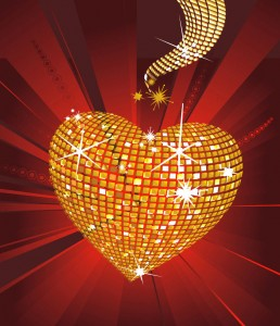 сердце в любви
