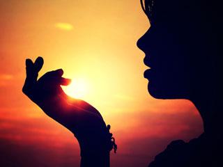 свет бога внутри нас