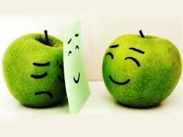 улыбка!