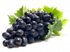 виноград красивый