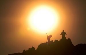 встреча солнца