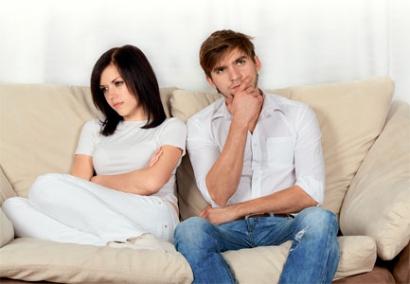 непонимание в отношениях двоих
