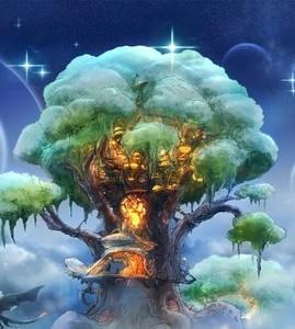 род дерево