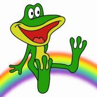 лягушонок радуга