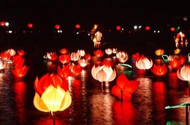 китайский Новый год цветі