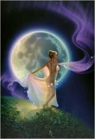 полная луна танец