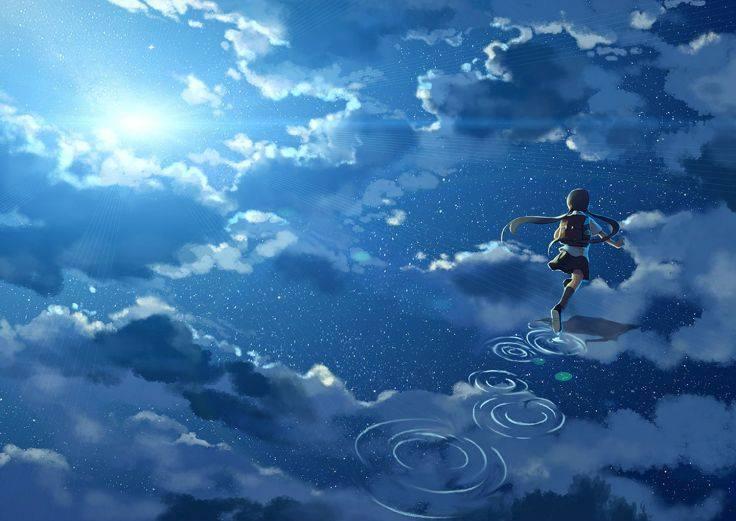 бежим к мечтам