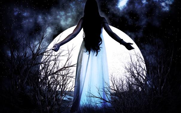 полнолуние-темн