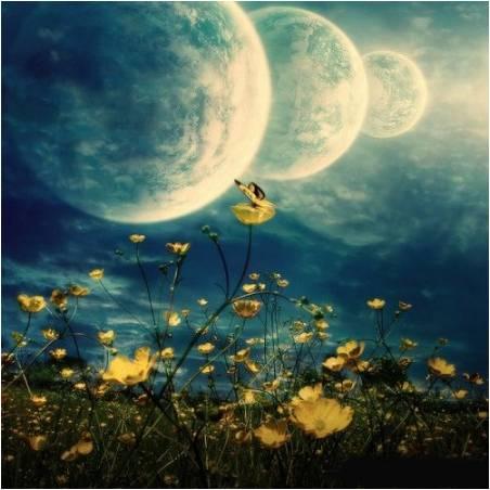 луна и полнолуние