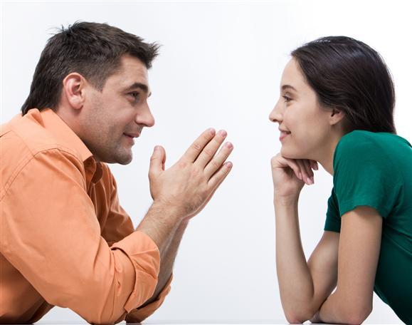 общение с человеком