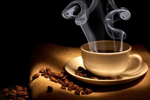 кофе дым крас
