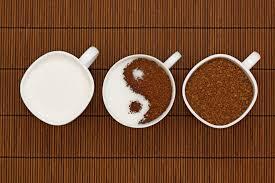 кофе инь янь