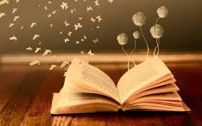 книга цветы