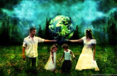 семья реальности